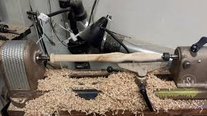 making a wooden tool handle wood shop mike