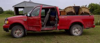 Old Ford Truck Doors - how to buy a used pickup truck penny pincher journal
