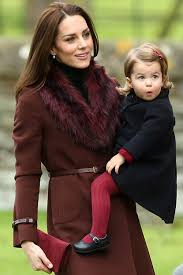 Princess Of England Kate Middleton Said That Princess Charlotte Is In Charge Of The