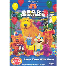 big blue party in the big blue house party time dvd target