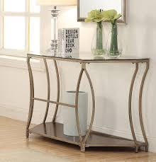Clear Console Table with Sofas Fabulous Clear Console Table Chaise Lounge Sofa Glass