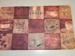 Decorative Kitchen Floor Mats by Kitchen Cushioned Floor Mats Pieces Kitchen Floor Mat Decorative