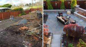 paradise restored welcomes landscape construction in the winter