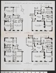 vanderbilt housing floor plans
