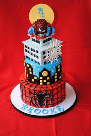 spiderman cake cakecentral com
