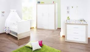 chambre bébé pinolino acheter chambre complète collection cube coloris blanc de