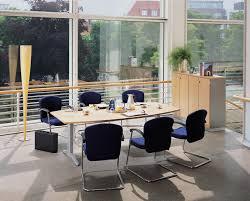Besprechungstisch Besprechungstische Bootsform Büromöbel Stuttgart