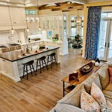 open concept kitchen ideas open living room and kitchen designs with open concept kitchen