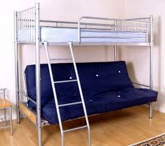 IKEA Loft Bed Ideas Futon Bunk Beds With Mattress Kids Loft - Futon bunk bed with mattresses