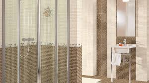 3d tiles design for small bathroom design ideas cream brown