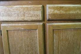 how to refurbish wood cabinets how to restore cabinet finishes restaining kitchen