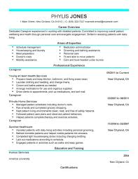 Sample Cna Resumes by Live In Caregiver Resume Sample Free Resume Example And Writing