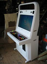 sit down arcade cabinet japanese style handmade sit down arcade machine by tonberryhunter