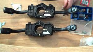 audi a4 a6 headlight switch fix u0026 blinker light u0026 wiper switch
