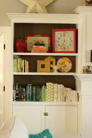 Background Bookshelf 95 Best Built In Makeover Ideas Images On Pinterest Book Shelves