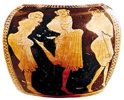 Greek Vase Painting Techniques Western Dance Britannica Com