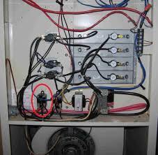 nortron broan electric furnace problem doityourself com