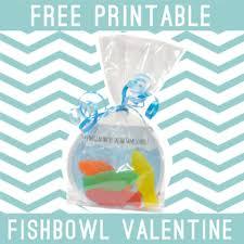 fish valentines free printable fishbowl partyland utah