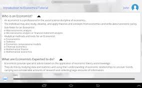 learn economics android apps on google play