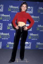shania twain u0027s style evolution from 1995 to now updated