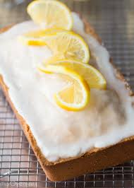 lemon pound cake with a tangy lemon icing that oven feelin u0027