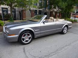 white bentley convertible bentley azure for sale hemmings motor news