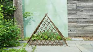 expandable willow trellis small youtube