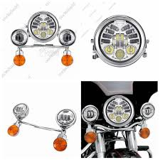 led headlight turn signal passing lights for suzuki boulevard c50