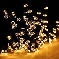 lights christmas marelight 100 led solar led string lights christmas ambiance