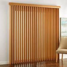 Blinds Wood Premium Faux Wood Vertical Blinds Selectblinds Com