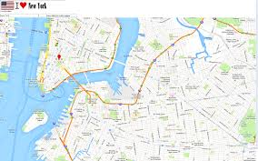 Map Ny New York Map Android Apps On Google Play