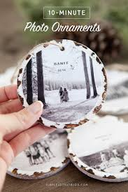 10 minute photo keepsake ornaments keepsakes ornament and fans