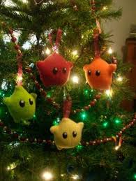 the legend of triforce tree ornament www