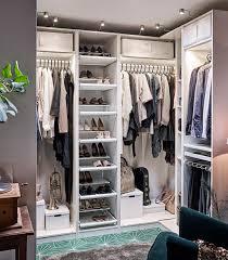walk in wardrobe designs for bedroom ikea pax closet systems ikea pax closet system with peninsula