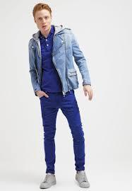 pierre balmain jacket pierre balmain polo shirt royal blue men