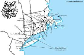 new england central railroad map the new haven railroad trains pinterest railroad history and