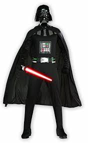 Star Wars Halloween Costumes Adults Amazon Star Wars Darth Vader Black Clothing
