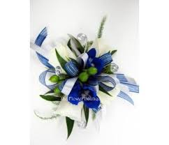 Royal Blue Corsage And Boutonniere The 114 Best Images About Joyce On Pinterest Prom Corsage Blue