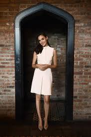 dress gal gal gadot stuns in mini dress at aol event in new york gal gadot