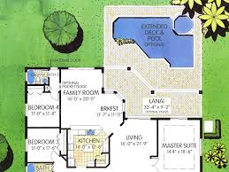 key west house plan weber design group also plans with lanai 18