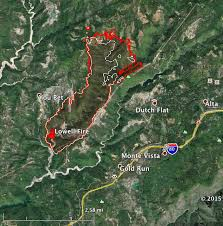 Wildfire Davis Ca by California Lowell Fire Causing Evacuations East Of Grass Valley