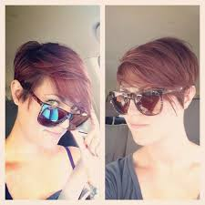 short hair image front and back view 15 chic pixie haircuts which one suits you best popular haircuts