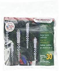 beadery beaded ornament kit 2 25 inch