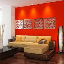 Living Room Decorations A Bud Home Design Ideas Apartment - Orange living room decorating ideas