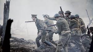 the world wars tv review on history channel variety