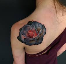 the 25 best single rose tattoos ideas on pinterest rose tattoos
