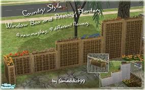 privacy fence planter box privacy screen planter box great for a