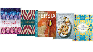 new cookbooks offer recipes for persian turkish and uzbek cuisine