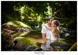 wedding photography in oahu hawaii leysan by right frame