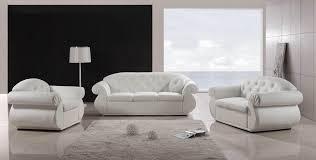 ensemble de canapé ensemble canapé cuir empoli ensemble de canapé 5 places 215x85